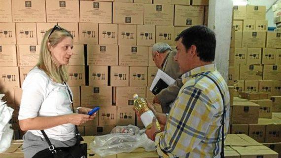 Andalucía envía ayuda humanitaria a la Franja de Gaza