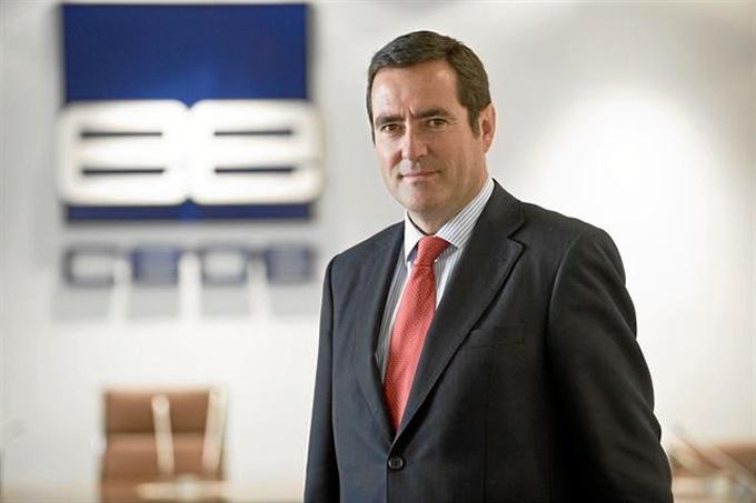 Antonio Garamendi, nuevo presidente de Cepyme. / Foto: Alfonso Esteban.