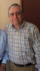 El meteorólogo Ángel Rivera. / Foto: www.acomet-web.com