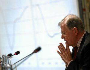 El director general del Banco de España, José Luis Malo de Molina. / Foto: Europa Press.