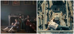 Pictorialismo en 'Barry Lyndon' y 'The master'.