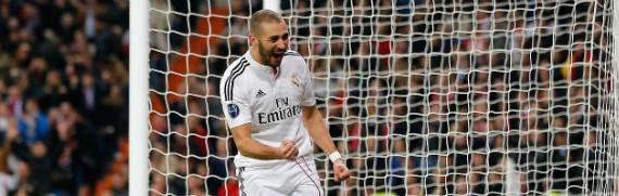 El Real Madrid se clasifica para octavos de final de la Champions