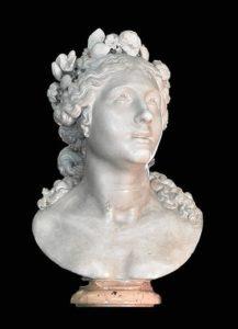 Anima Beata, 1619. Gian Lorenzo Bernini. / Foto: Museo del Prado.