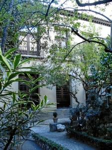 Patio interior de la Casa Museo Lope de Vega. / http://guias-viajar.com