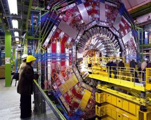 Instalaciones del CERN.