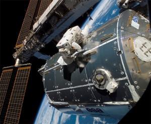 Módulo Columbus de la ISS. / http://www.eusoc.upm.es