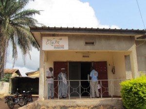 Duéokoué, en Costa de Marfil. / Foto: Patricia Rodríguez.