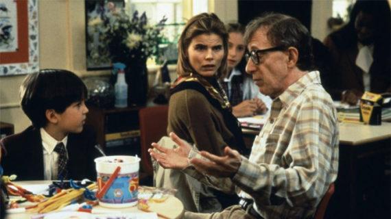 Los hombres de Woody Allen