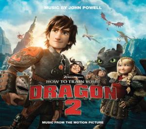 'Cómo entrenar a mi dragón 2'.