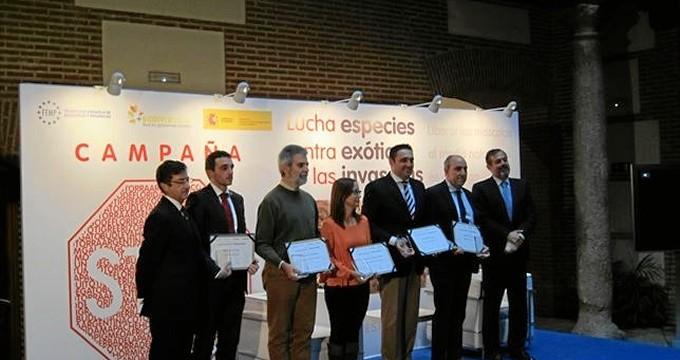 Cinco entidades locales resultan premiadas por su compromiso con el mantenimiento de la biodiversidad