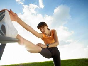 Cade deporte debe tener su propio tipo de estiramiento.