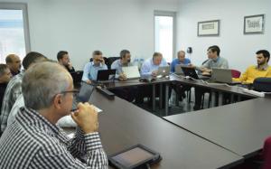 Expertos reunidos en la UPTC