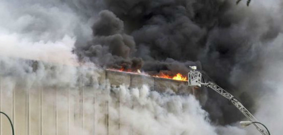 Los 774 trabajadores afectados por el incendio de la fábrica de Campofrío tendrán un complemento económico mensual