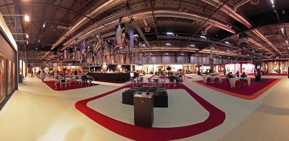 La Feria de Arte y Antigüedades donará parte de su recaudación a los más necesitados