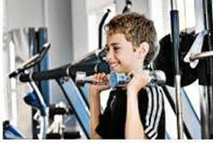 Ningún estudio prueba que el ejercicio con pesas en niño sea perjudicial.