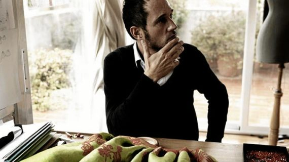 Josep Font, galardonado con el Premio Nacional de Diseño de Moda 2014
