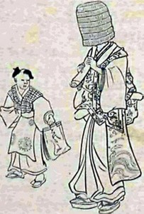 Los monjes Komuso tocaban este instrumento hecho con bambú.