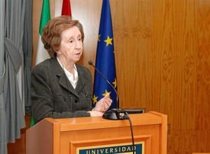 La químico Margarita Salas. / Foto: UPO