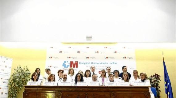 Los médicos de Teresa Romero se congratulan por la recuperación de la auxiliar de enfermería
