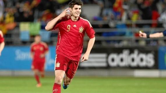 Callejón, Morata, Nolito y Camacho, novedades en la lista de  Vicente del Bosque