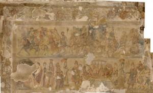 El gran mosaico de Noheda. / http://lugaresconhistoria.com