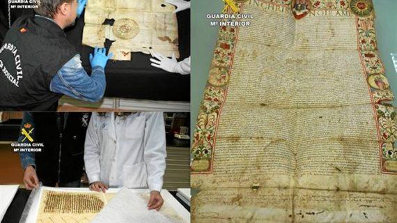 Localizados en Murcia una treintena de documentos de gran valor datados entre 1284 y 1779