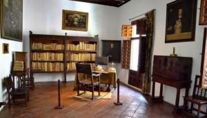 Interior de la Casa Museo Lope de Vega. / https://elblogdelablo.wordpress.com