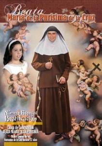 Ana María hizo la comunión el mismo día que María de la Purísima fue beatificada. / Foto: www.hermandades-de-sevilla.org