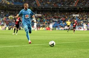 El Rayo donará parte de la recaudación. / Foto: Europa Press.