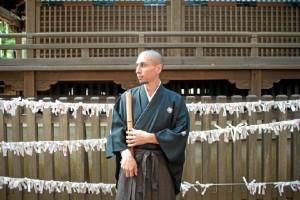 Rodrigo ha vivido mucho tiempo en Japón.