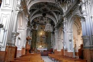 La iglesia de Santiago (Málaga). / http://wikimapia.org