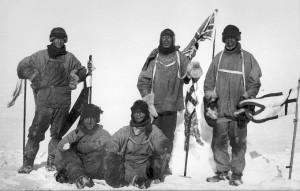 Expedición Terra Nova. / http://es.wikipedia.org