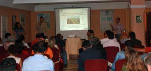 Seminario celebrado en El Rocío sobre este estudio.
