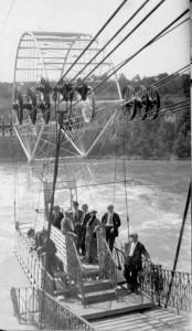 Spanish Aerocar durante sus primeros años.