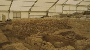 Termas de la Villa de Noheda.