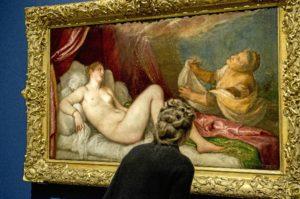 Una de las imágenes que se pueden contemplar en la exposición. / Foto: Museo del Prado.