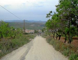 Tramo desde Villanueva de la Concepción hasta Antequera. / http://www.caminomozarabedemalaga.com
