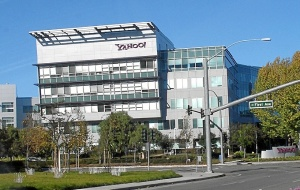 Sede de Yahoo! en Silicon Valley.