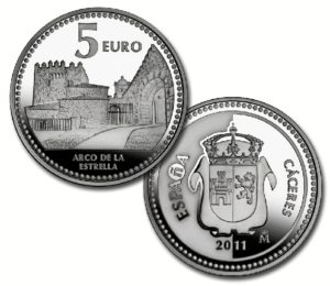 Cáceres Moneda