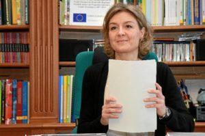 Isabel García Tejerina. / http://www.magrama.gob.es