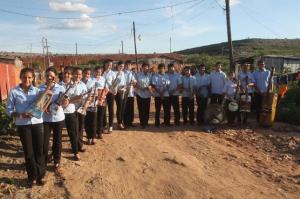 Orquesta de Instrumentos Reciclados de Cateura. / Foto: Ecoembes.