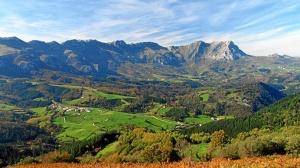Sierra de Aralar (Navarra).