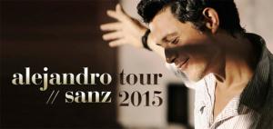 Nuevo tour de Alejandro Sanz.