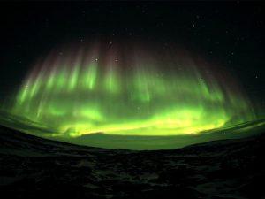 Las tormentas solares severas pueden provoca extraordinarias auroras boreales extraordinarias. / http://www.rpp.com.pe