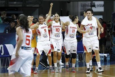 La FIBA designa a España como sede de la Copa del Mundo Femenina 2018