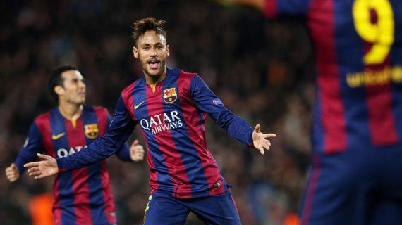 El Barcelona, cabeza de grupo tras ganar al París Saint-Germain