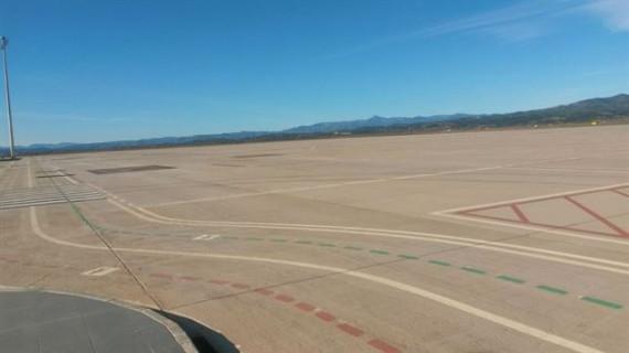 Las instalaciones del aeropuerto de Castellón obtienen la certificación de la Agencia Estatal de Seguridad Aérea