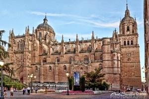 Catedral de Salamanca. foto/www.antosevi.es