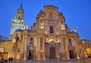 Catedral de Santa María en Murcia. / http://www.planetware.com