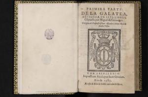 Se expondrán diversos documentos de las colecciones cervantinas y quijotescas de la BNE.